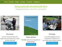 Tablet Preview of geographiebern.ch